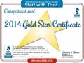 BBB Star Award